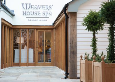 Weavers House Spa – Lavenham, UK