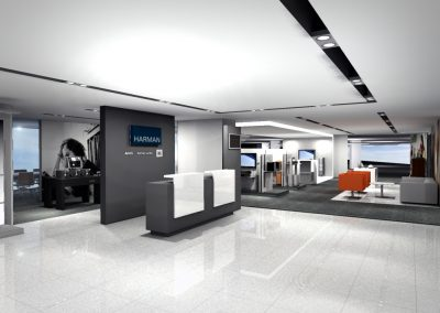 Harman Office – Shanghai