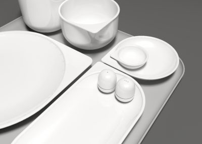 Linstol – Porcelain Set