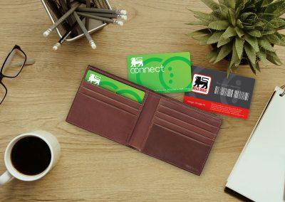 Mega Image – Connect Card