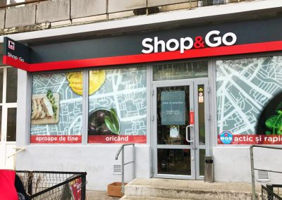 Mega Image – Shop&Go