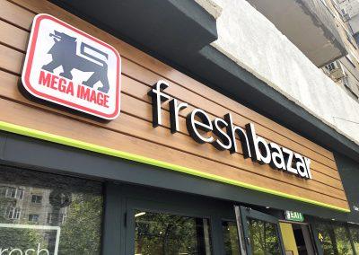 Mega Image – Fresh Bazar