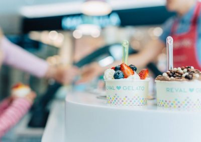 Reval Gelato – Solaris Centre, Estonia