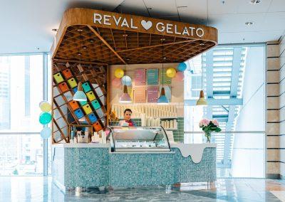 Reval Gelato – Viru Keskus Tallinn, Estonia